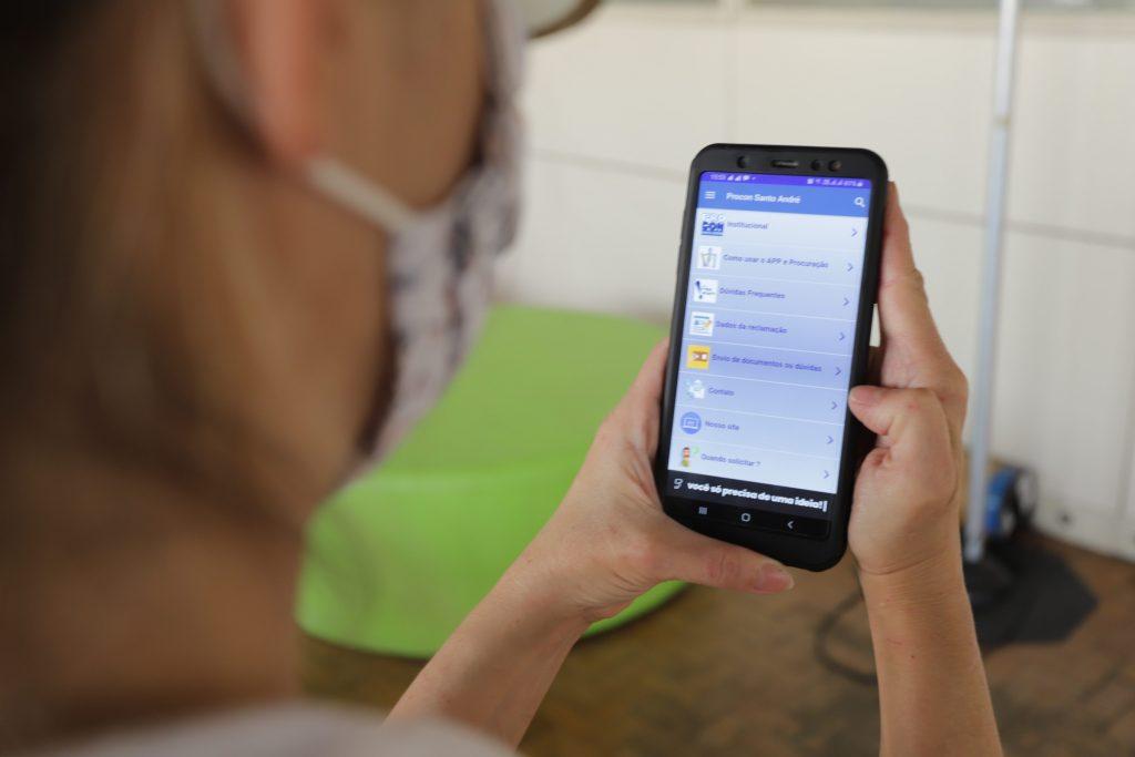Aplicativo pode ser utilizado sem a necessidade de fazer download. Foto: Alex Cavanha/PSA
