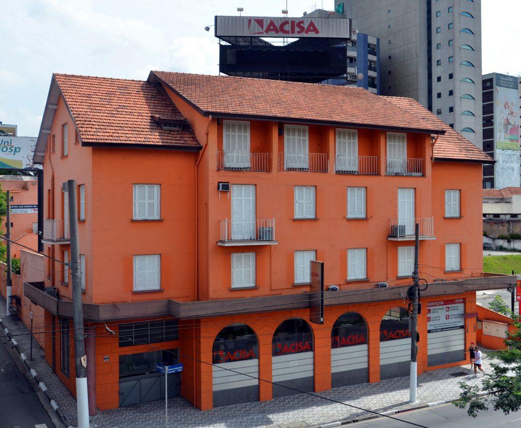 ACISA está localizada em Santo André. Foto: Divulgação/ACISA