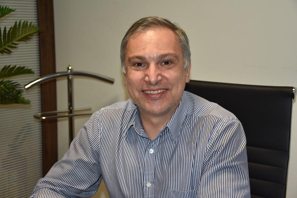 Luciano Sangoi Kolas, diretor presidente do Sicoob. Foto: Divulgação/Sicoob