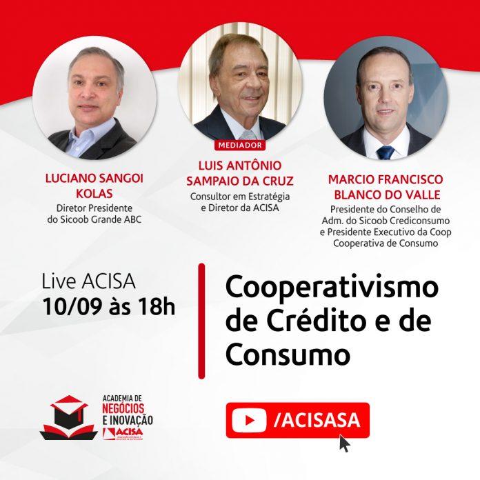 Live acontece na próxima quinta-feira, 10/09 às 18h. Foto: Divulgação