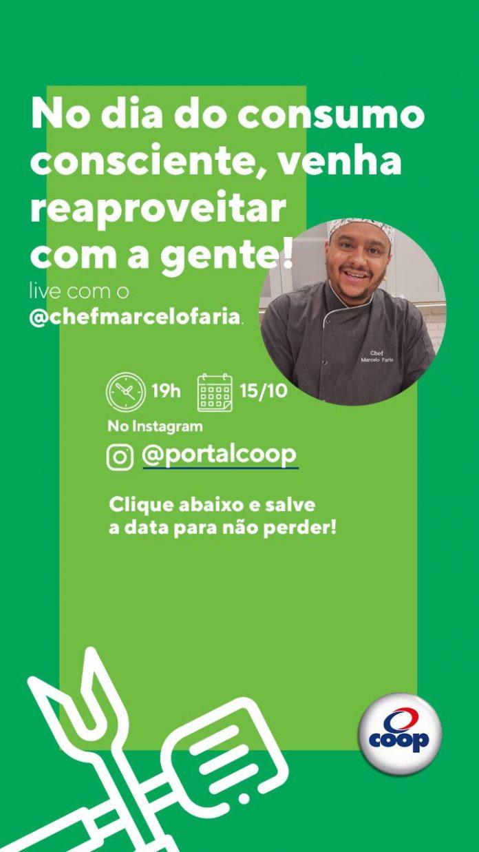 Live acontece nesta quinta-feira, 15/10 às 19h. Foto: Divulgação