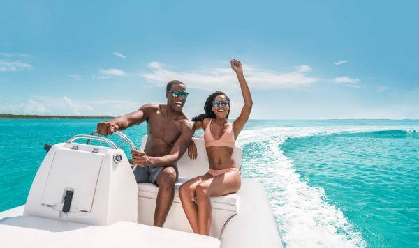 As ilhas são reconhecidas pelos resorts, ofertas de mergulho e campanhas de marketing. Foto: Divulgação
