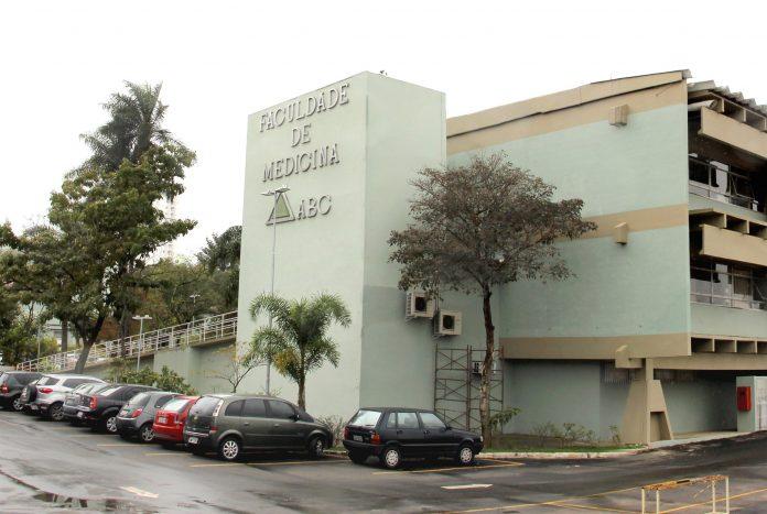 Fachada da FMABC. Foto: Divulgação/FMABC