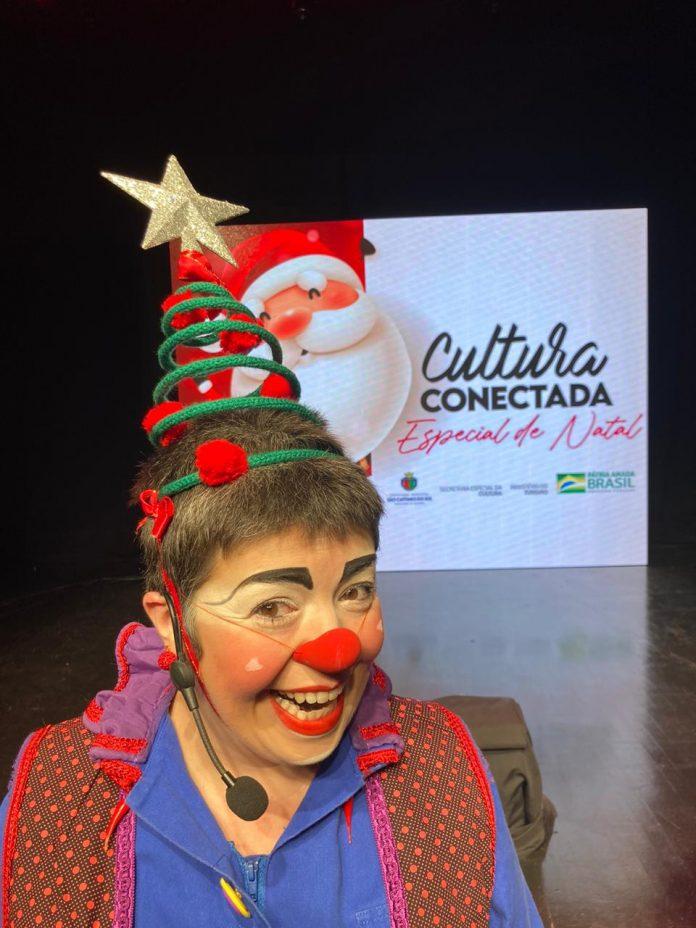 'Cultura Conectada - Especial de Natal' foi primeiro evento realizado em São Caetano com recursos da Lei. Foto: Divulgação/Secult PMSCS