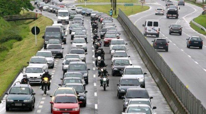 Dados do Sem Parar destacam elevação no tráfego de veículos nas estradas. O estado de São Paulo representa 66% dessa movimentação. Foto: Divulgação/Sem Parar