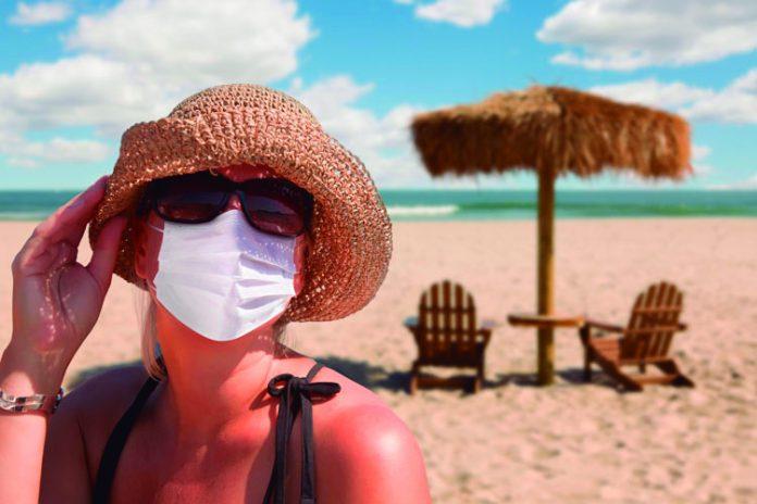 Saiba como manter o conforto e a proteção da pele mesmo no calor. Foto: Divulgação