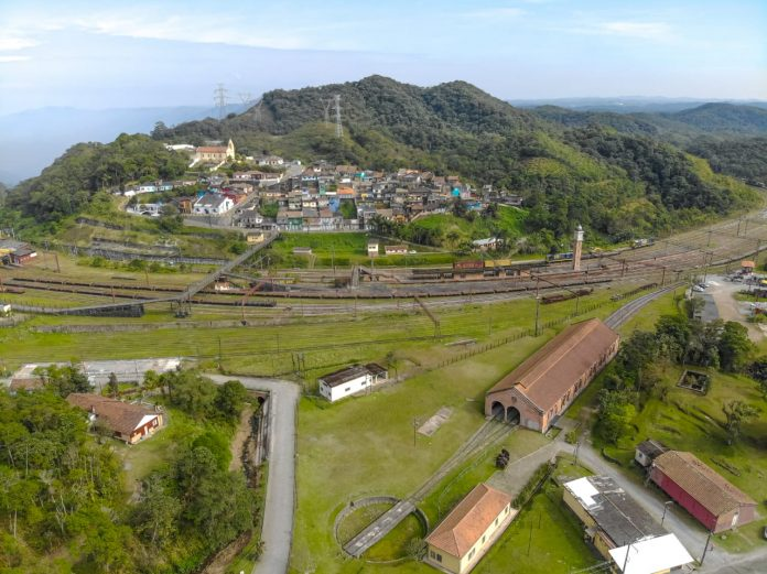 Vila de Paranapiacaba é um dos principais pontos turísticos da cidade. Foto: Alex Cavanha/PSA