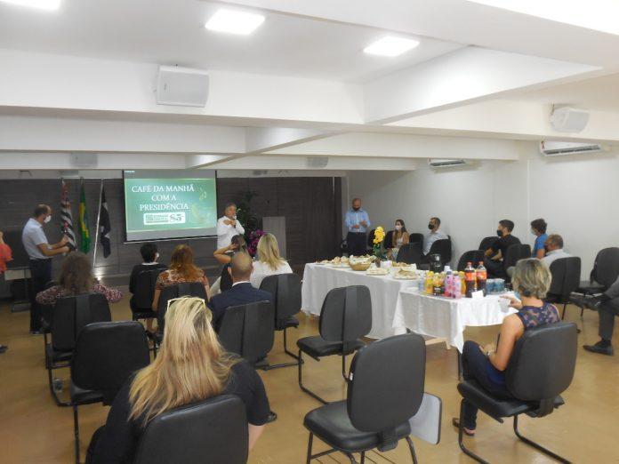 Evento reuniu empresários da cidade de São Caetano do Sul. Foto: Divulgação