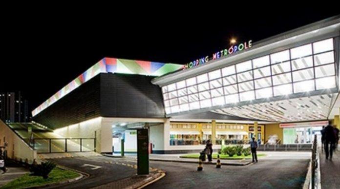 Shopping Metrópole. Foto: Divulgação