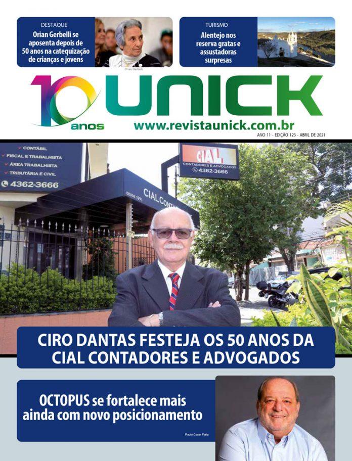 Revista Unick – Edição 123 – Abril/2021