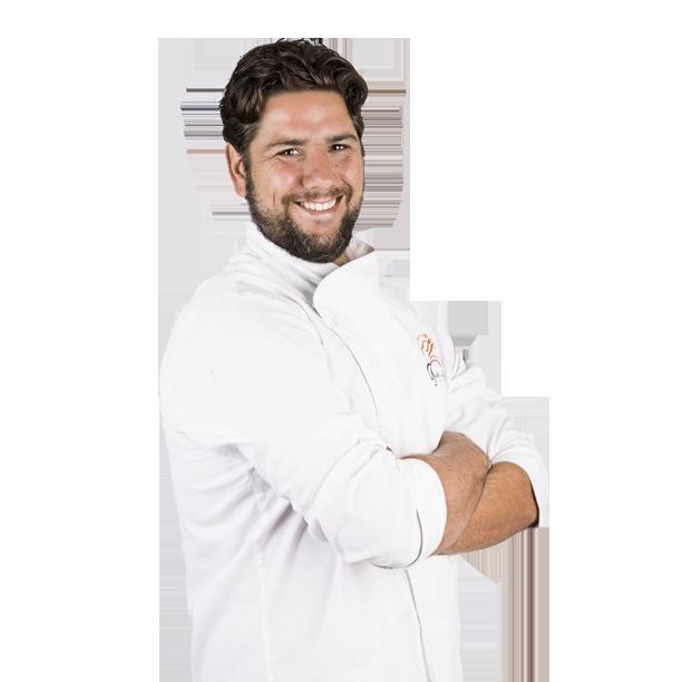 Chef Guga Rossi. Foto: Divulgação