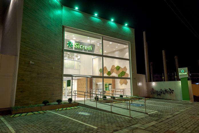 Instalação em novo endereço vai proporcionar mais conforto e comodidade aos associados. Foto: Divulgação/Sicredi