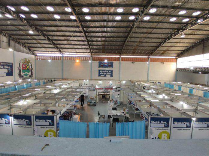 Dinheiro é para manutenção dos leitos de suporte ventilatório. Foto: Divulgação/PMRP