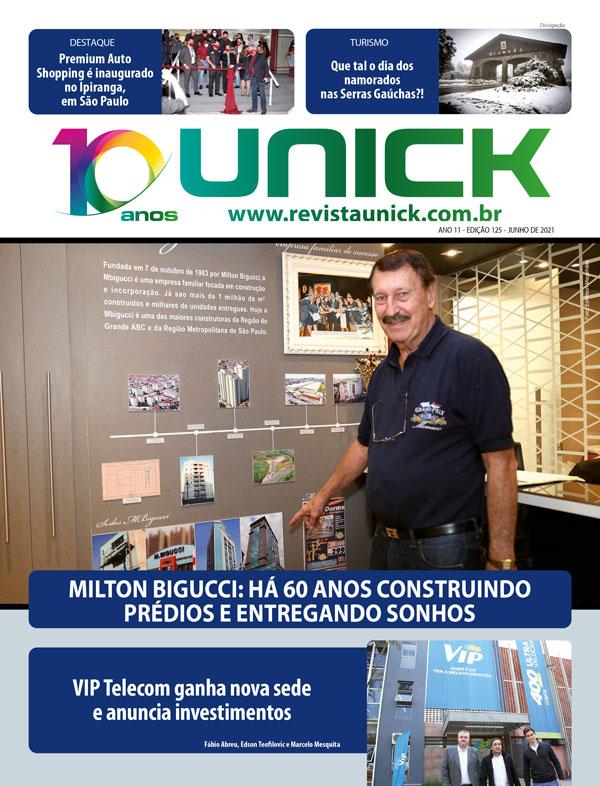 Revista Unick – Edição 125 – Junho/2021