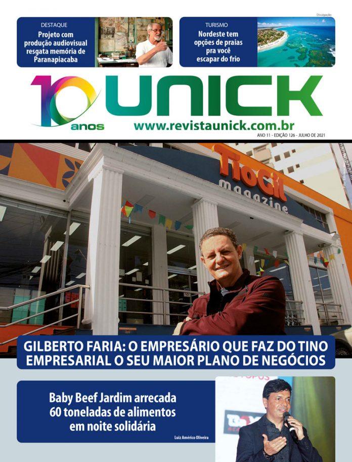 Revista Unick – Edição 126 – Julho/2021