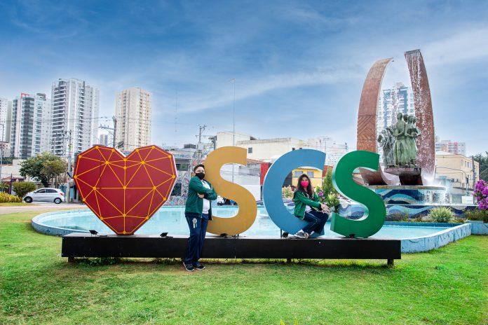 Cidade celebra mais um ano nesta quarta-feira, 28/07. Foto: Letícia Teixeira / PMSCS