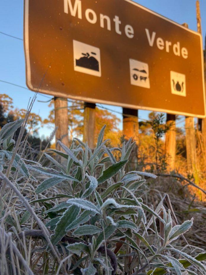 Monte Verde está localizado em Camanducaia, Minas Gerais. Foto: Divulgação