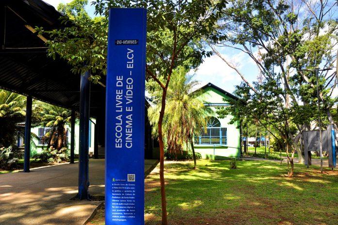 Escola Livre de Cinema e Vídeo. Foto: Angelo Baima/PSA