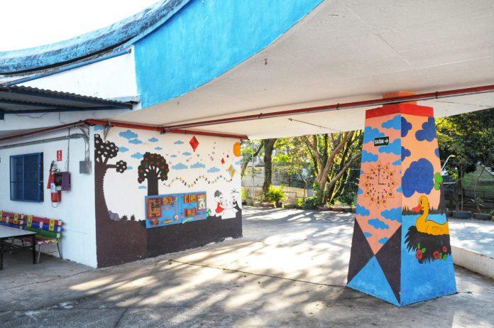 Escola marca um novo conceito de educação desde sua entrega para o público, na década de 1970. Foto: Angelo Baima/PSA