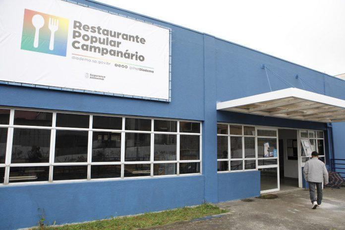 Restaurante Popular Campanário. Foto: Dino Santos/PMD