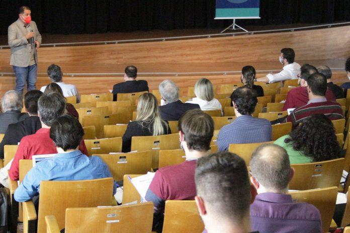 Encontro faz parte do Projeto Articuladores Regionais, desenvolvido por Sebrae e FGV com apoio do Consórcio ABC. Foto: Divulgação/Consórcio ABC
