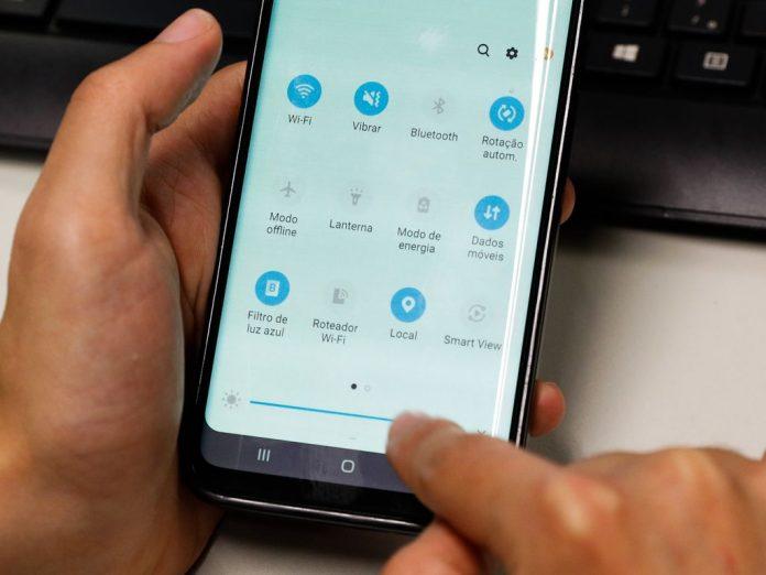 Principal medida de prevenção é apagar o dispositivo para impedir que criminoso tenha acesso a informações pessoais. Foto: Fernando Frazão/Agência Brasil