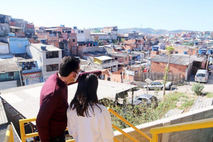Região ganhará em breve Centro Comunitário, pavimentação, drenagem, iluminação, entre outras obras. Foto: Helber Aggio/PSA