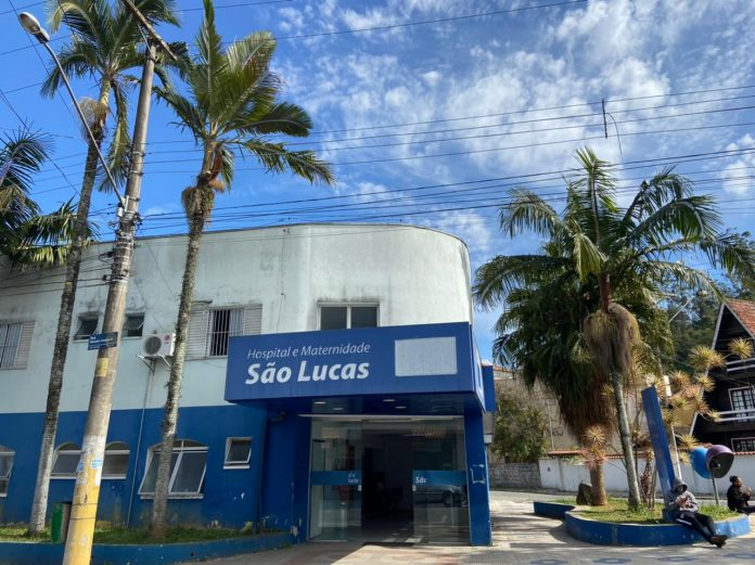 Hospital São Lucas está localizado em Ribeirão Pires. Foto: Divulgação/PMRP
