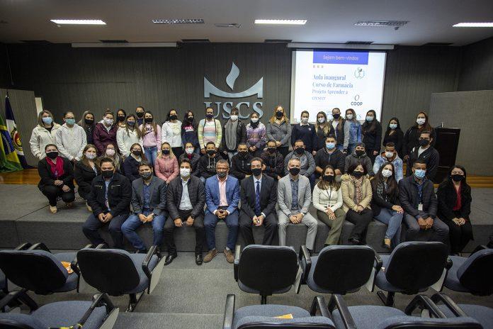 Alunos foram aprovados pela USCS - Universidade Municipal de São Caetano do Sul. Foto: Divulgação
