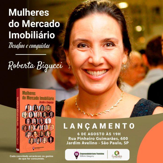 Livro será lançado dia 6 de agosto, no Bistrô Comadres/Vila Prudente-SP. Arte: Divulgação/MBigucci