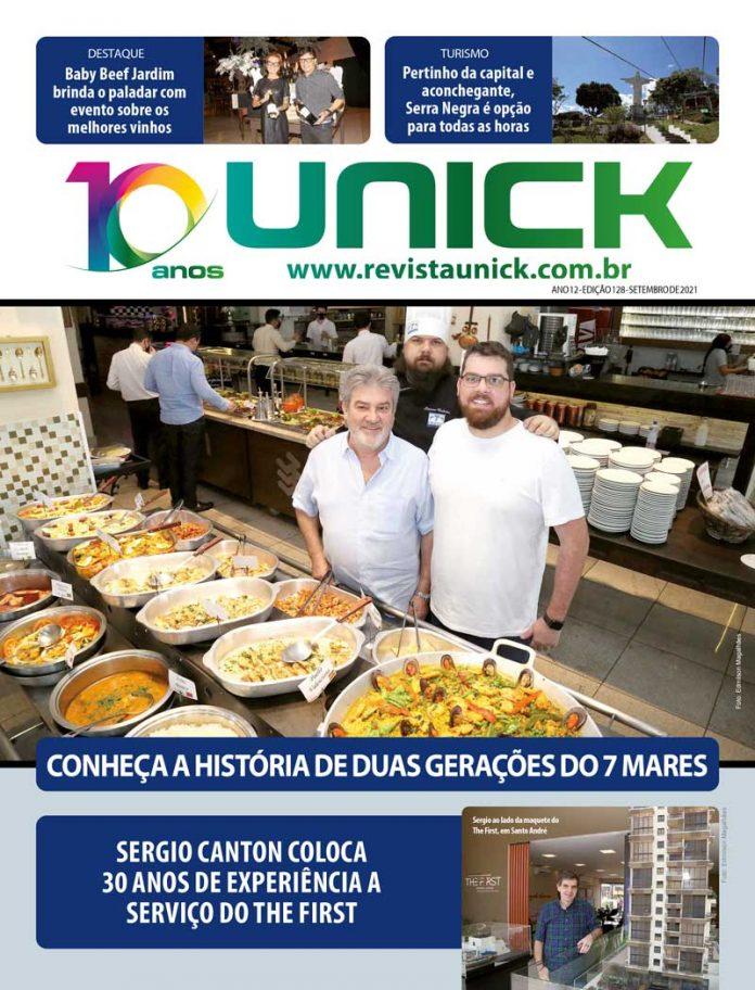 Revista Unick – Edição 128 – Setembro/2021