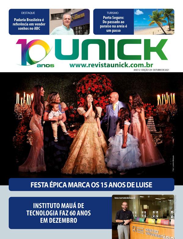 Revista Unick – Edição 129 – Outubro/2021