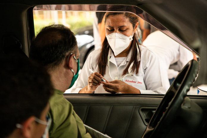 Iniciativa tem como objetivo melhorar a gestão de saúde na cidade. Foto: Letícia Teixeira/PMSCS