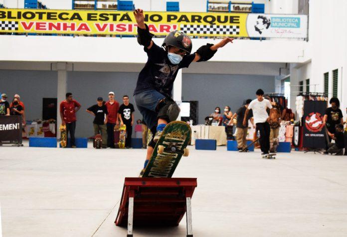 Cerca de 80 skatistas de todas as idades participaram do evento. Foto: Divulgação/PMRP