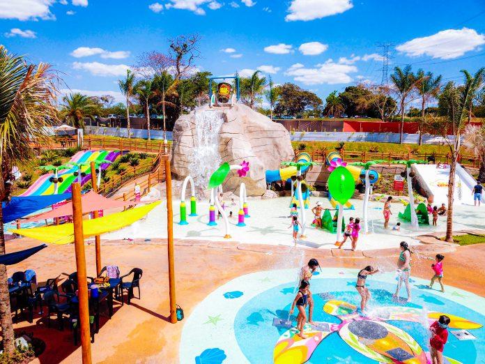 Recente expansão, com a inauguração do Monte Divertido e suas 11 novas atrações, garante diversão para a toda a família. Foto: Divulgação