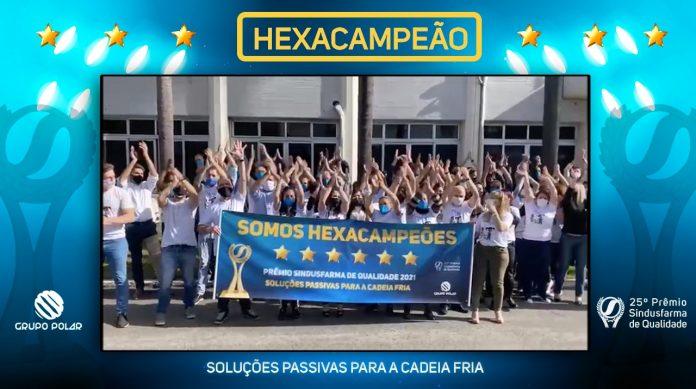 Premiação aconteceu virtualmente no dia 7 de outubro. Foto: Divulgação