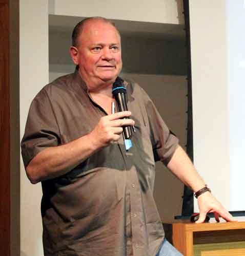 Professor Giovanni Bagnoli. Foto: Divulgação